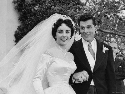 Conrad Nicky Hilton Elizabeth Taylor Wedding