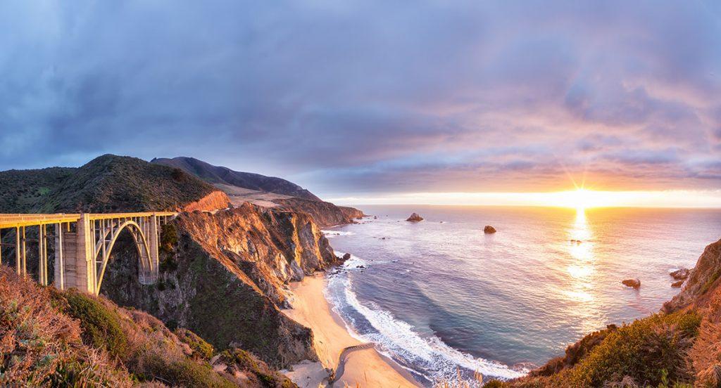 The Big Sur - California Engagement