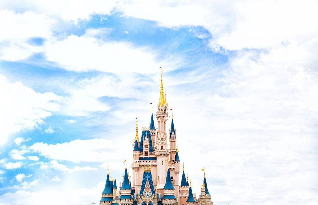 Disney World - Florida Engagement