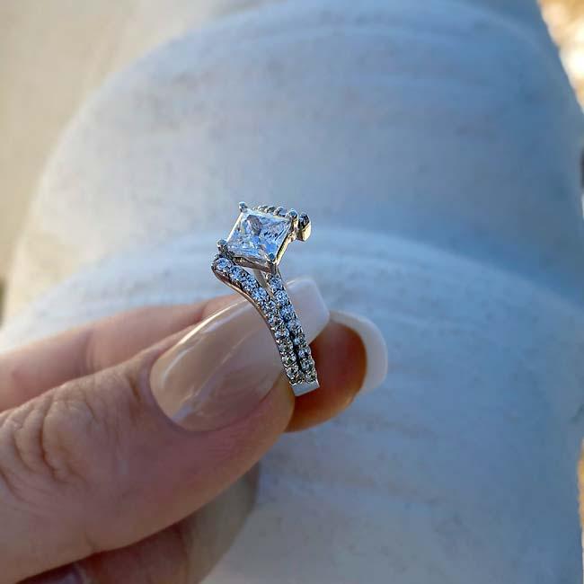 Barkev's engagement rings