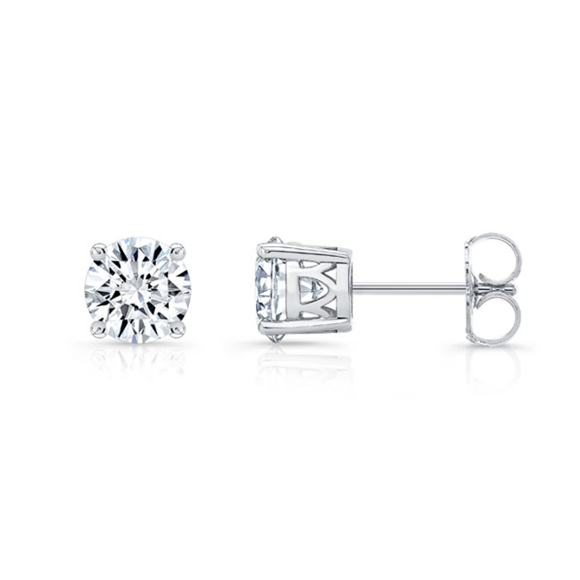 1.00ct. Diamond Studs 8094ER100 Image 1