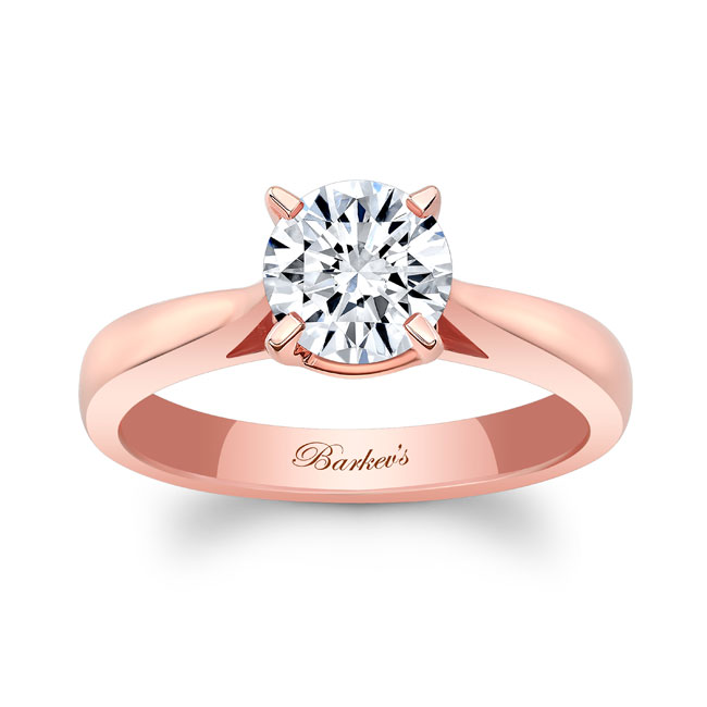 Solitaire Engagement Ring 5990L