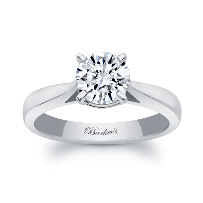 Solitaire Engagement Ring 5990L Image 1