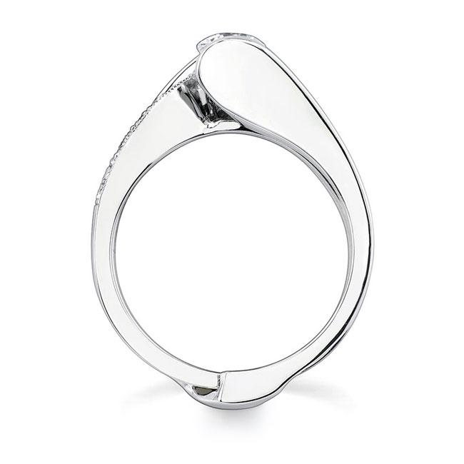 Black Diamond Bridal Set 7327SBK Image 2