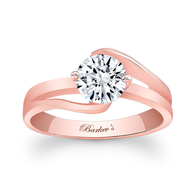 Solitaire Engagement Ring 7378L