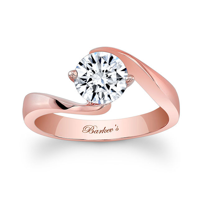 Solitaire Engagement Ring 7499L
