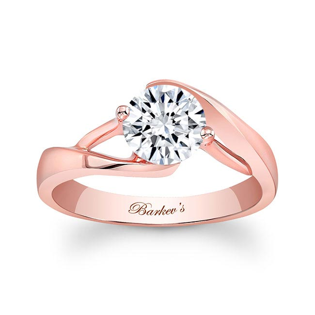Solitaire Engagement Ring 7543L
