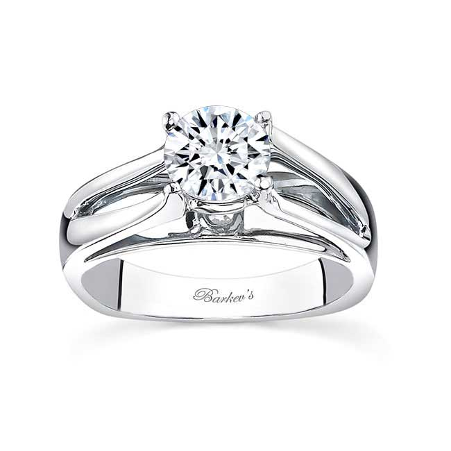Solitaire Engagement Ring 7627L Image 1