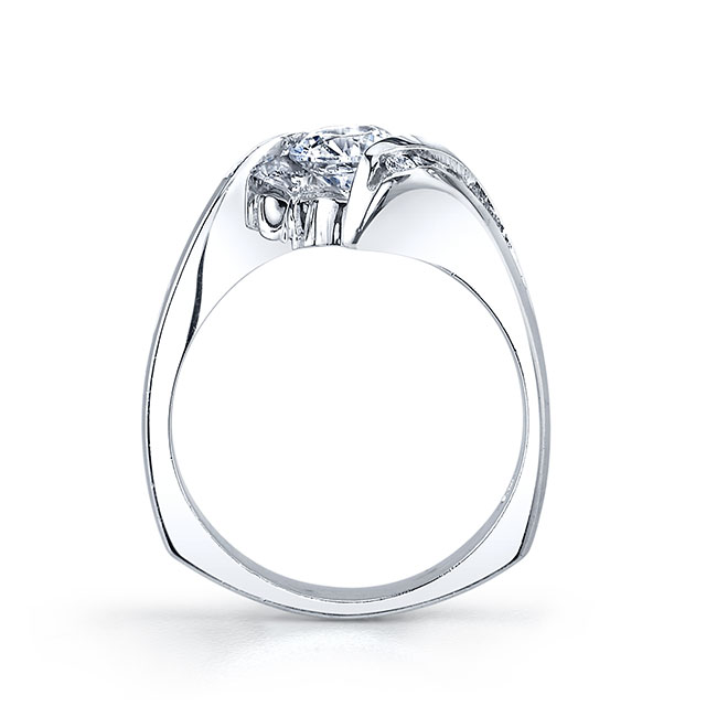 Diamond Engagement Ring 7784L Image 2