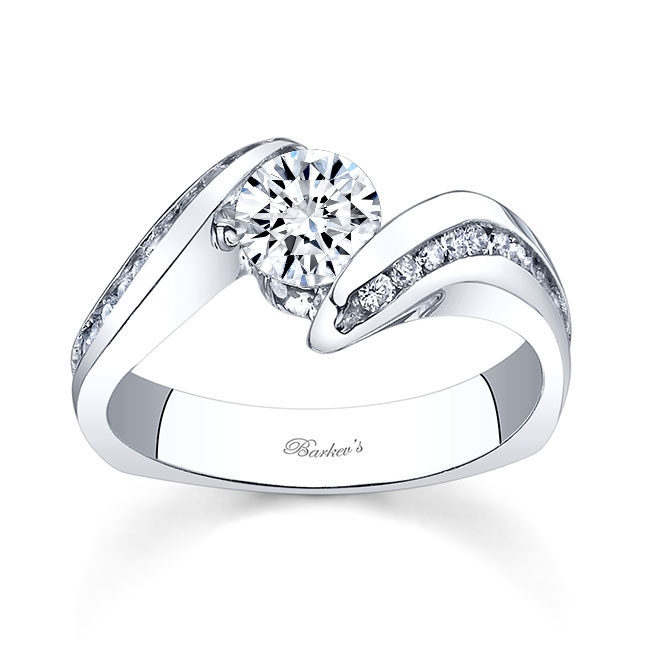 Diamond Engagement Ring 7784L Image 1