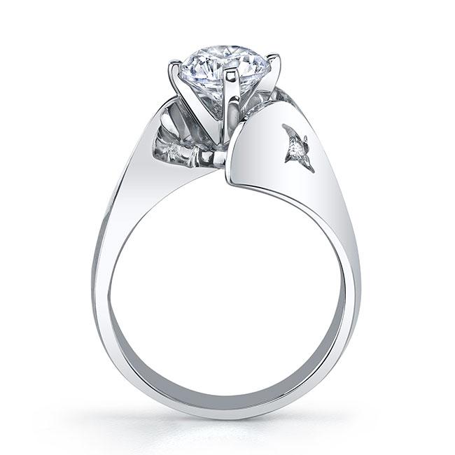 Starnish Engagement Ring 7796L Image 2