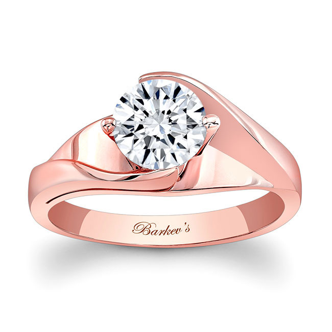 Solitaire Engagement Ring 7802L