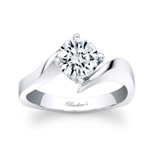 Diamond Solitaire Ring 7828L Image 1