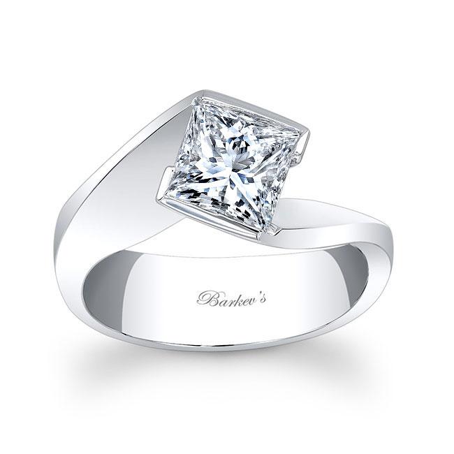 Solitaire Diamond Engagement Ring 7836L Image 1