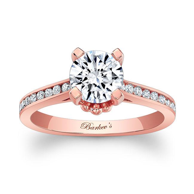 Channel Set Diamond Ring Image 1