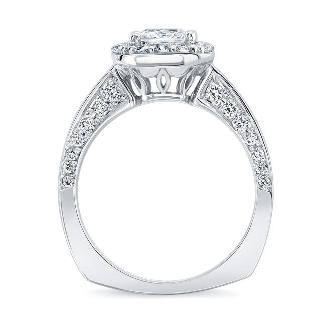 Princess Cut Engagement Ring 7959L Image 2