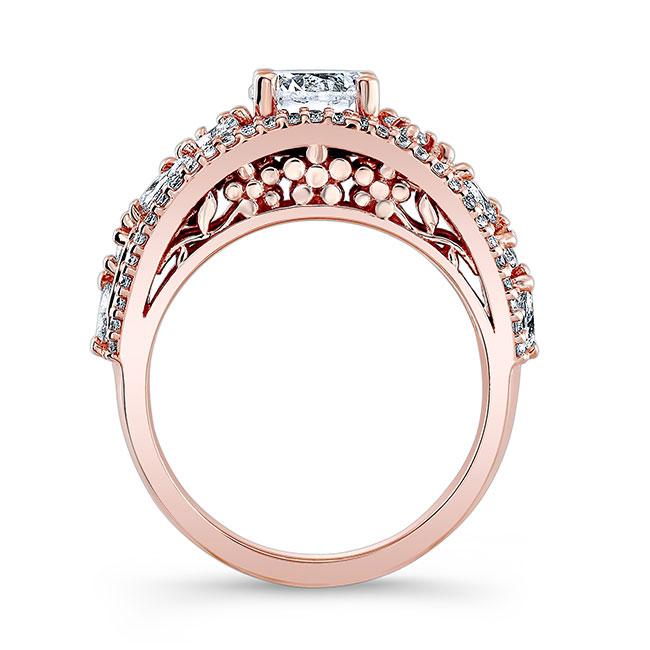 Unique Engagement Ring 7984L Image 2