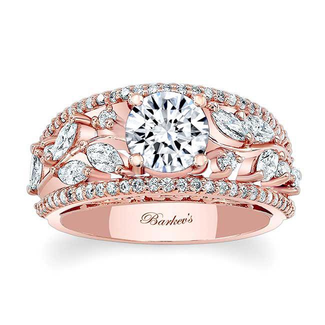 Unique Engagement Ring 7984L Image 1