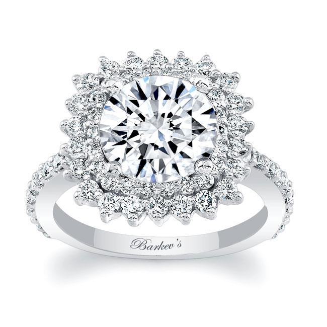 Halo Engagement Ring 7990L
