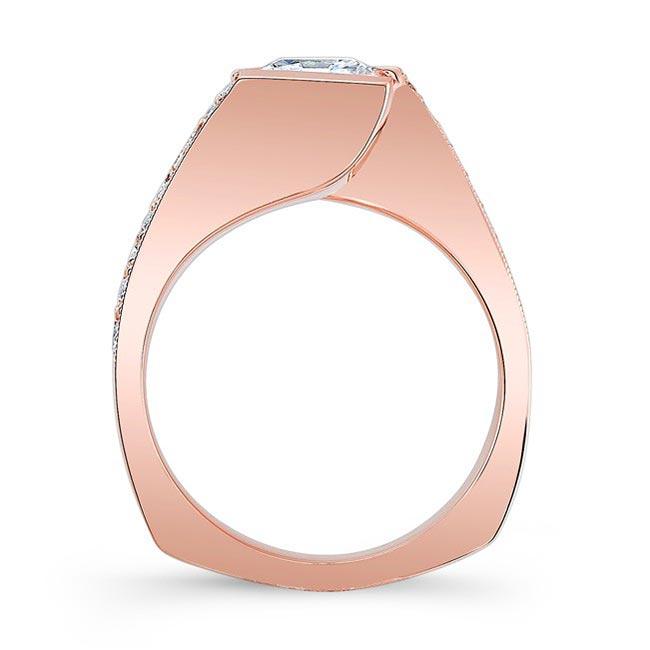 Princess Cut Engagement Ring 7996L Image 2