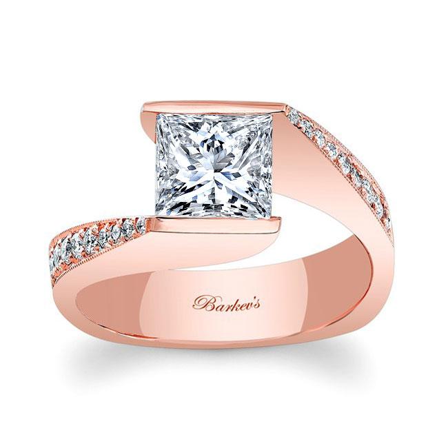 Princess Cut Engagement Ring 7996L Image 1