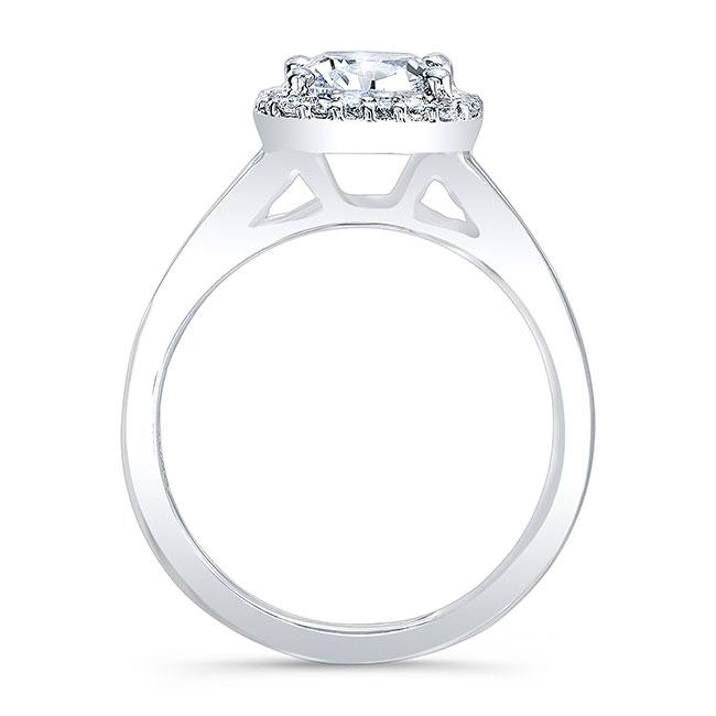Cushion Cut Engagement Ring 7999L Image 2