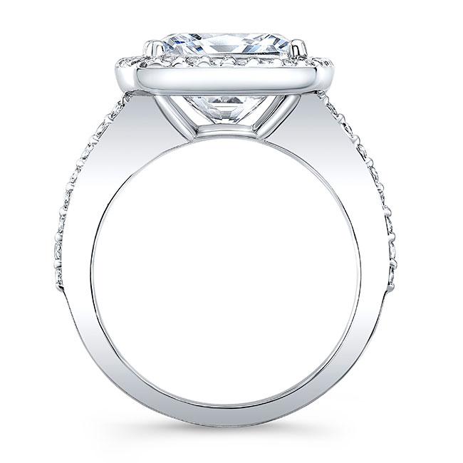 5 Carat Moissanite Ring Image 2