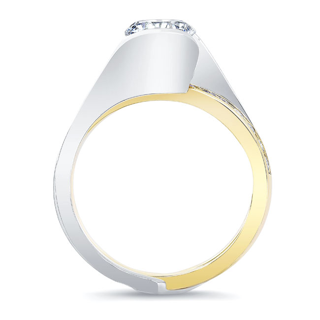Diamond Bridal Set 8092S Image 2
