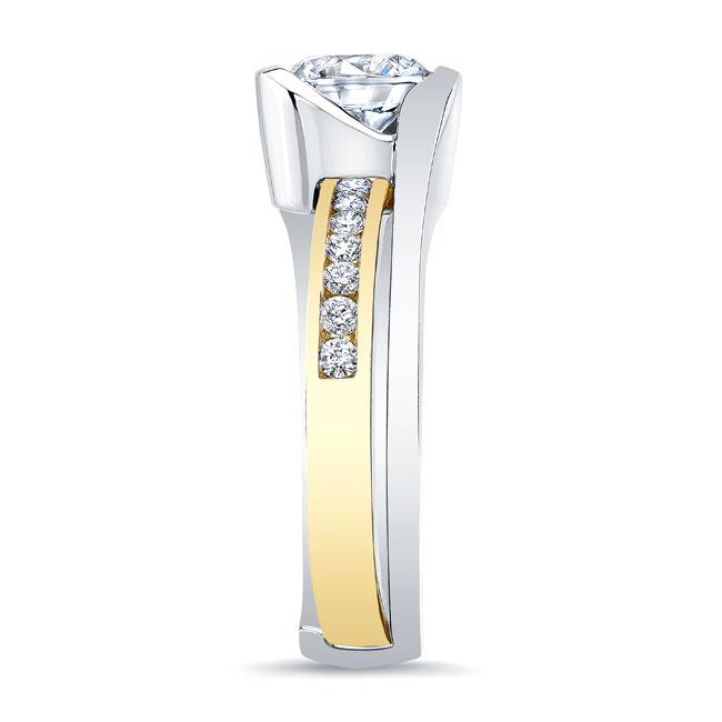 Diamond Bridal Set 8092S Image 3
