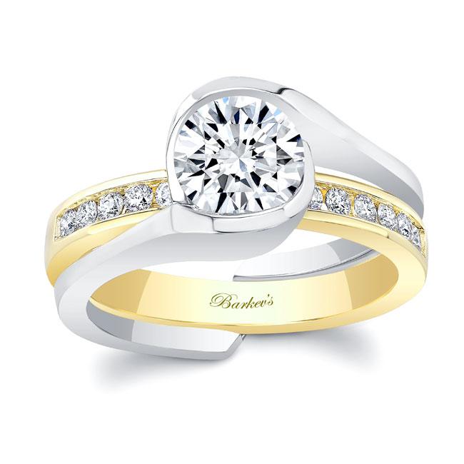 Diamond Bridal Set 8092S Image 1