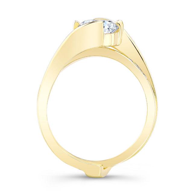 Diamond Bridal Set 8135S Image 2