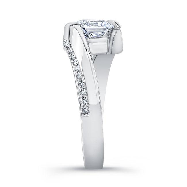 Bypass Diamond Ring Image 3