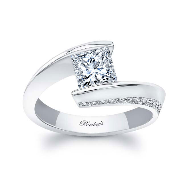 Bypass Diamond Ring Image 1