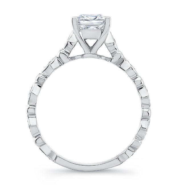 Art Deco Princess Ring Image 2