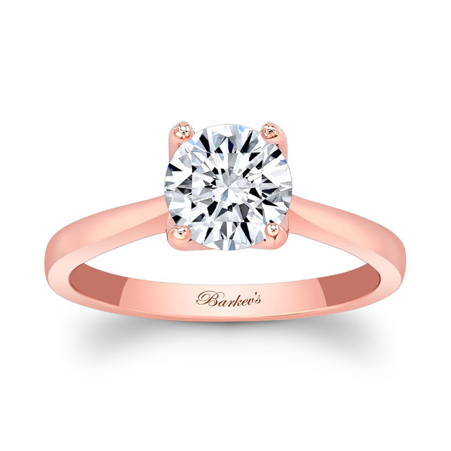 Solitaire Engagement Ring 8191L