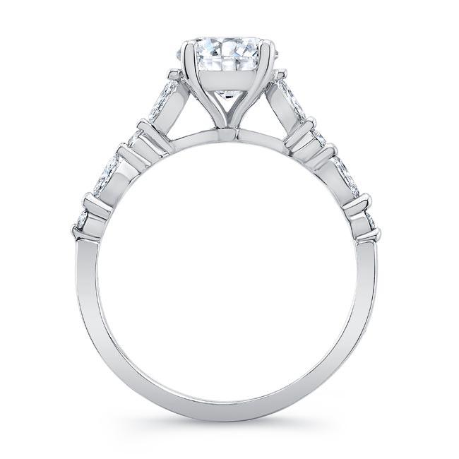 Marquise Diamond Ring Image 2