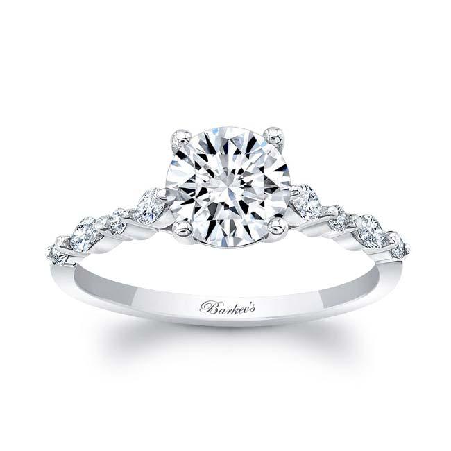 Marquise Diamond Ring Image 1