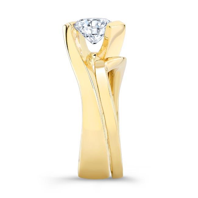 Solitaire Bridal Set 8193S Image 3