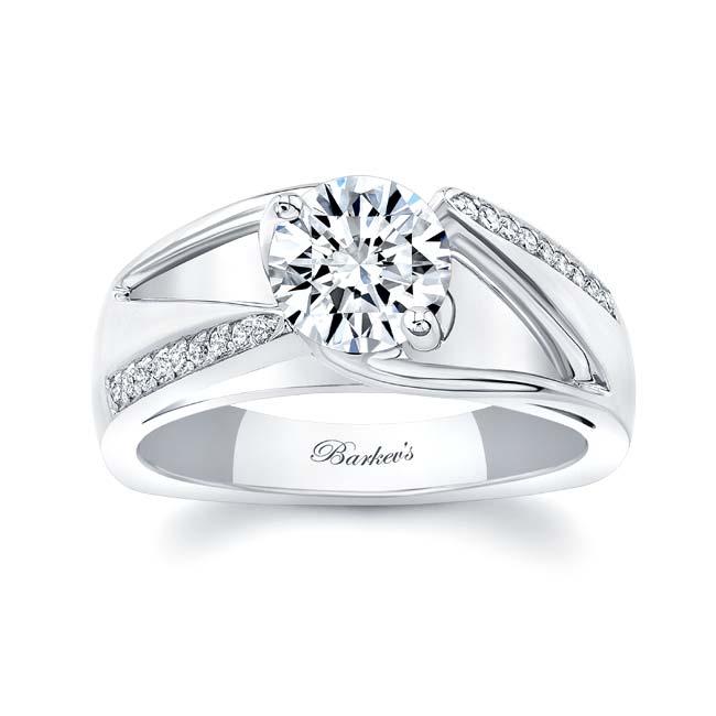 Pave Diamond Ring Image 1