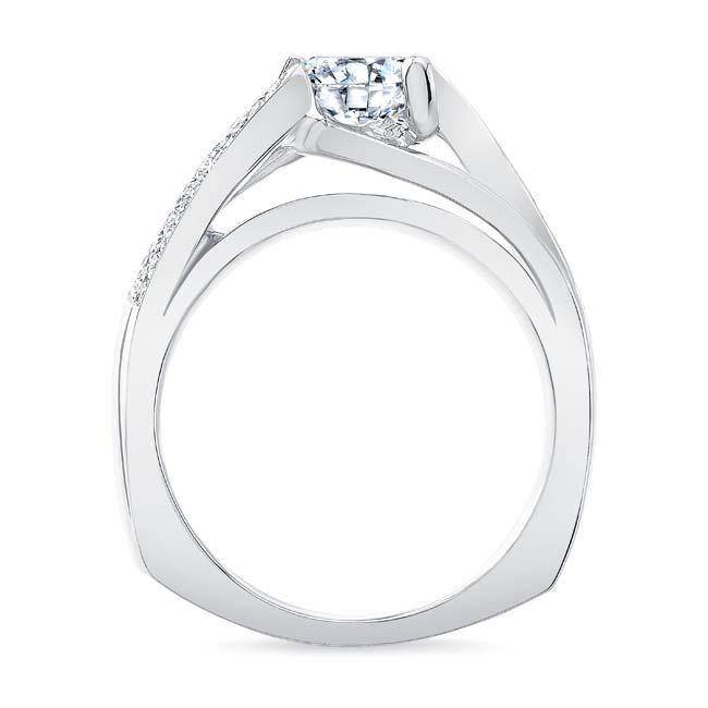3 Row Diamond Ring Image 2