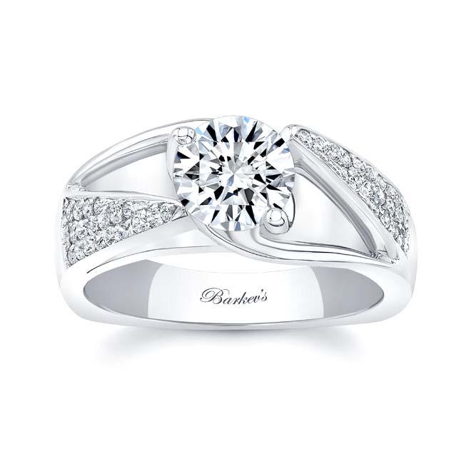 3 Row Diamond Ring Image 1