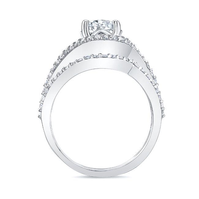 Diamond Bridal Set 8204S Image 2