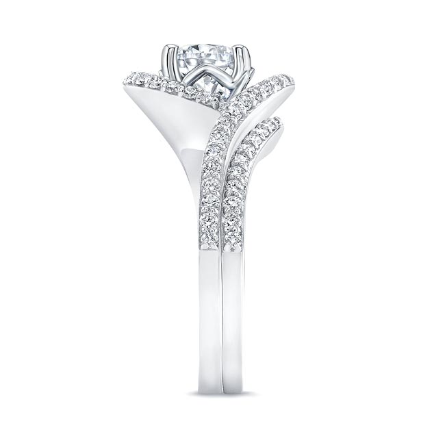 Diamond Bridal Set 8204S Image 3