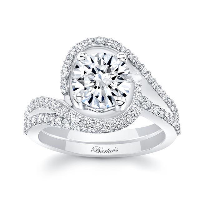 Diamond Bridal Set 8204S Image 1