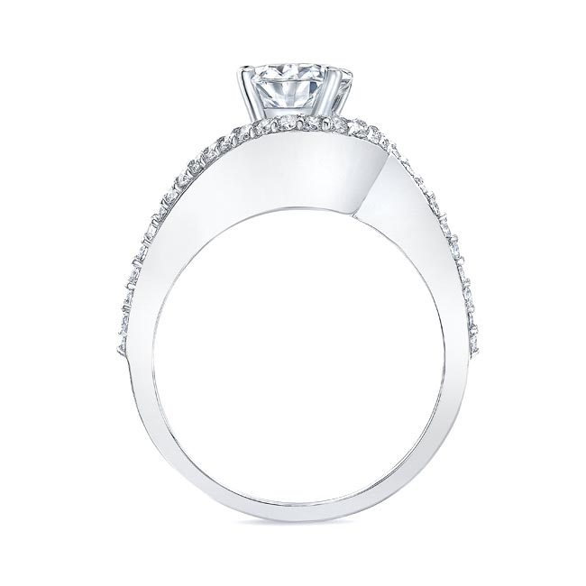 2 Carat Oval Diamond Ring Image 2