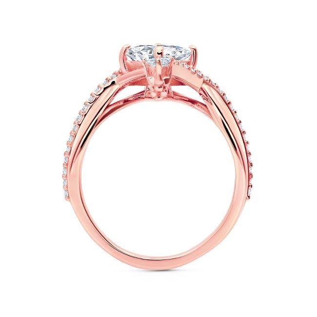 Unusual Engagement Ring Image 2