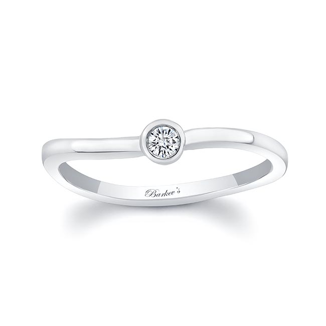 Simple Promise Ring Image 1