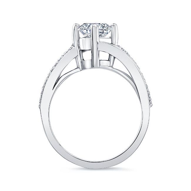 Split Shank Engagement Ring Image 2