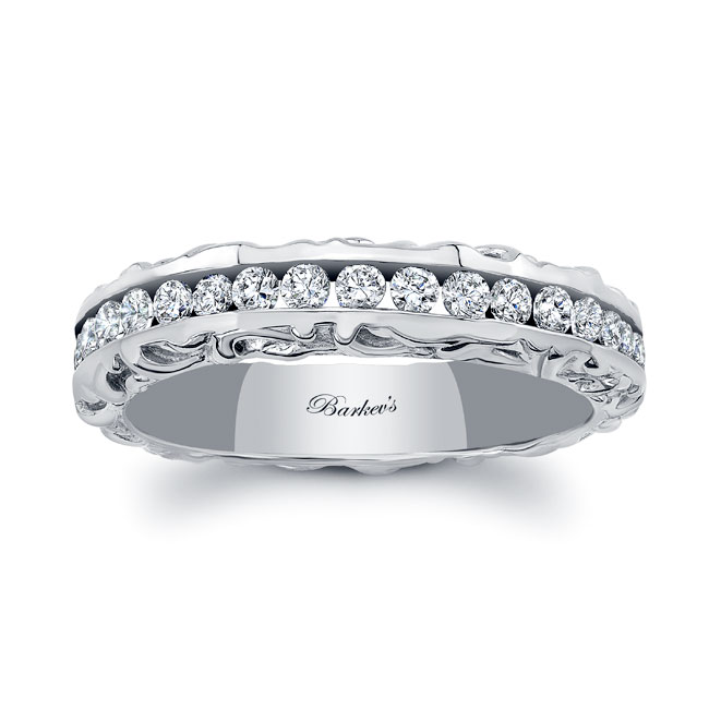 Diamond Wedding Band 4345W