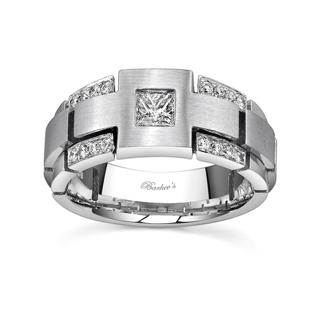 Diamond Wedding Band 7591G